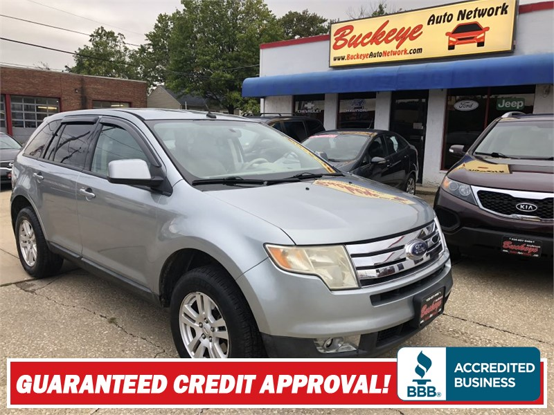 2007 FORD EDGE SEL Akron OH