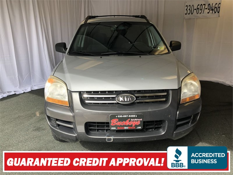 2008 KIA SPORTAGE LX for sale by dealer
