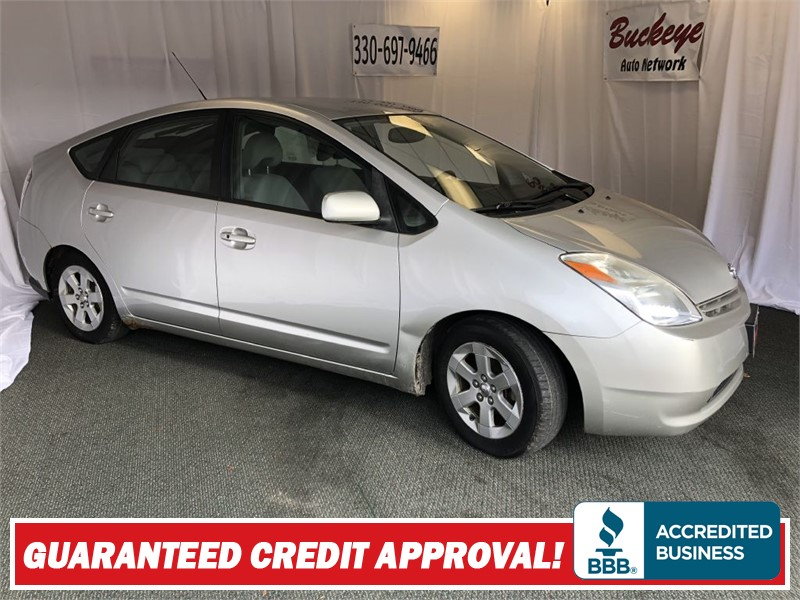 2005 TOYOTA PRIUS for sale by dealer