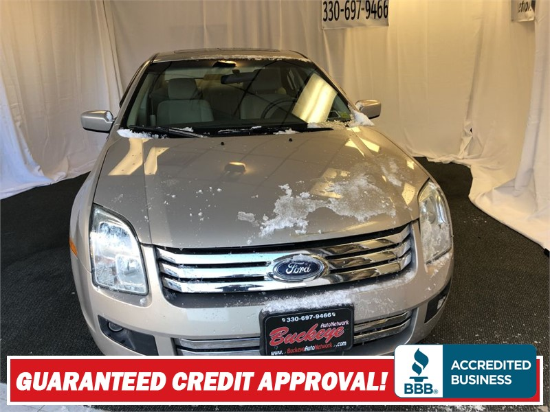 2006 FORD FUSION SE for sale by dealer