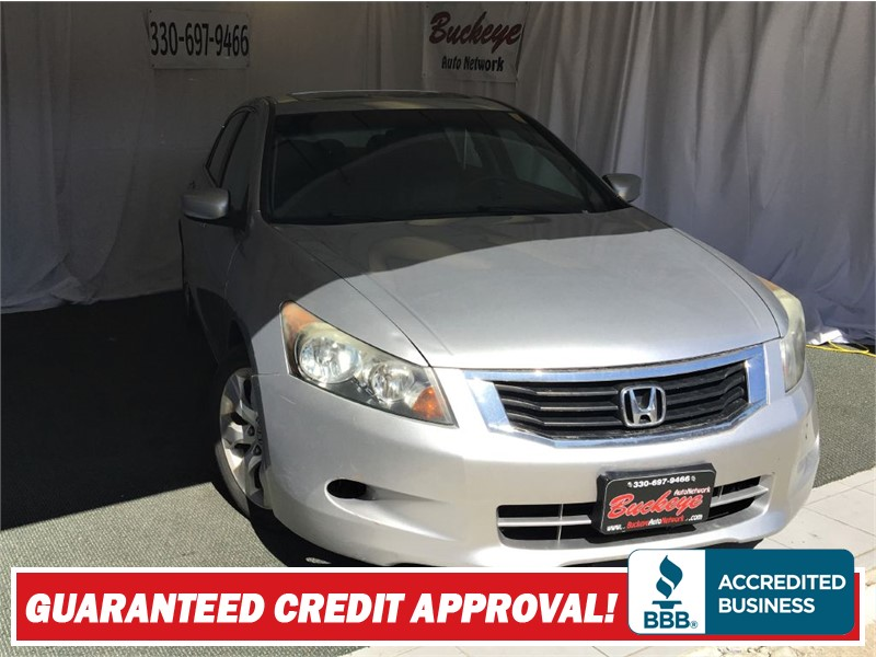 2009 HONDA ACCORD EXL Akron OH