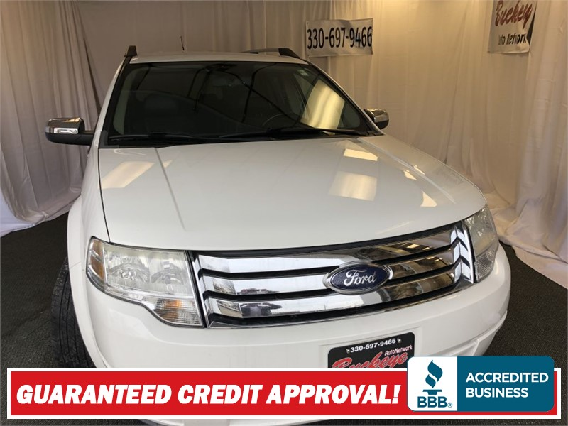 2009 FORD TAURUS X LIMITED Akron OH