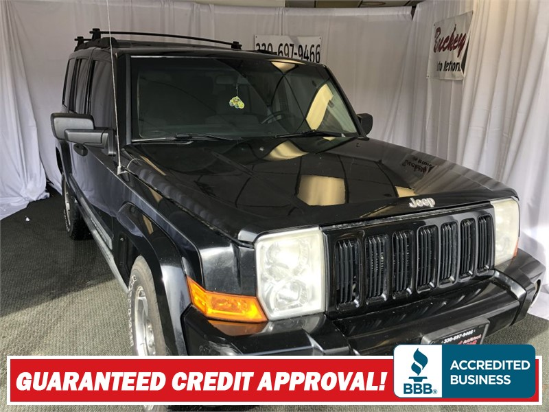 2006 JEEP COMMANDER Akron OH