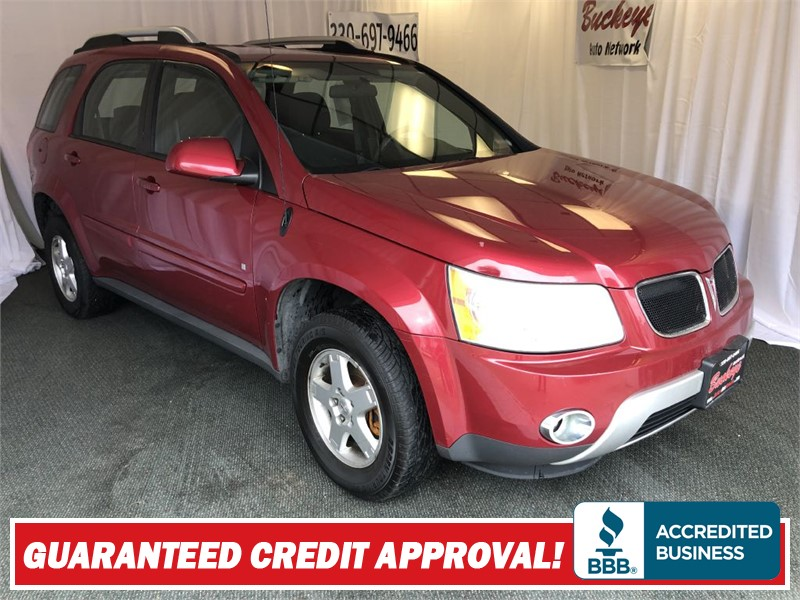 2006 PONTIAC TORRENT Akron OH