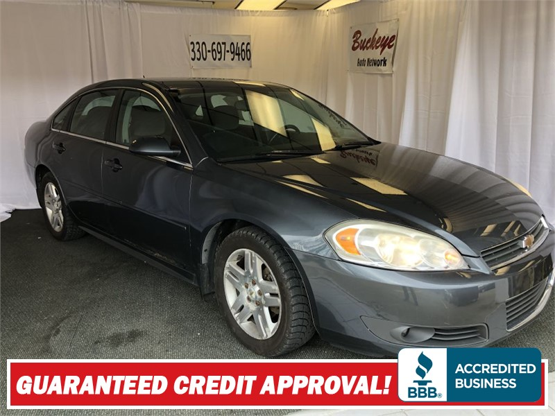 2011 CHEVROLET IMPALA LT for sale by dealer
