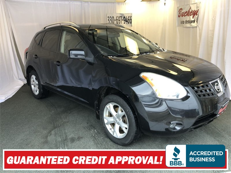 2008 NISSAN ROGUE S Akron OH