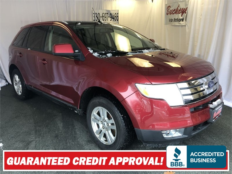 2007 FORD EDGE SEL PLUS Akron OH