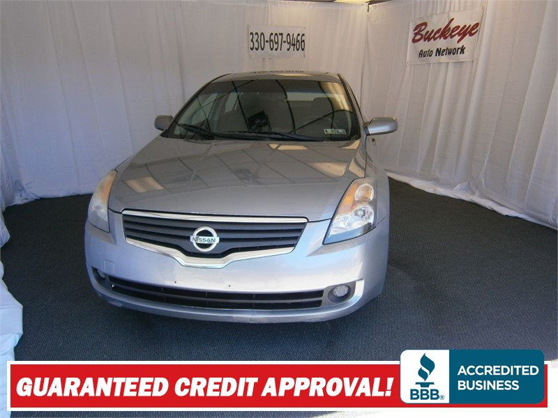 2007 NISSAN ALTIMA 2.5 Akron OH