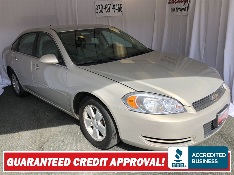 2008 CHEVROLET IMPALA LT for sale by dealer