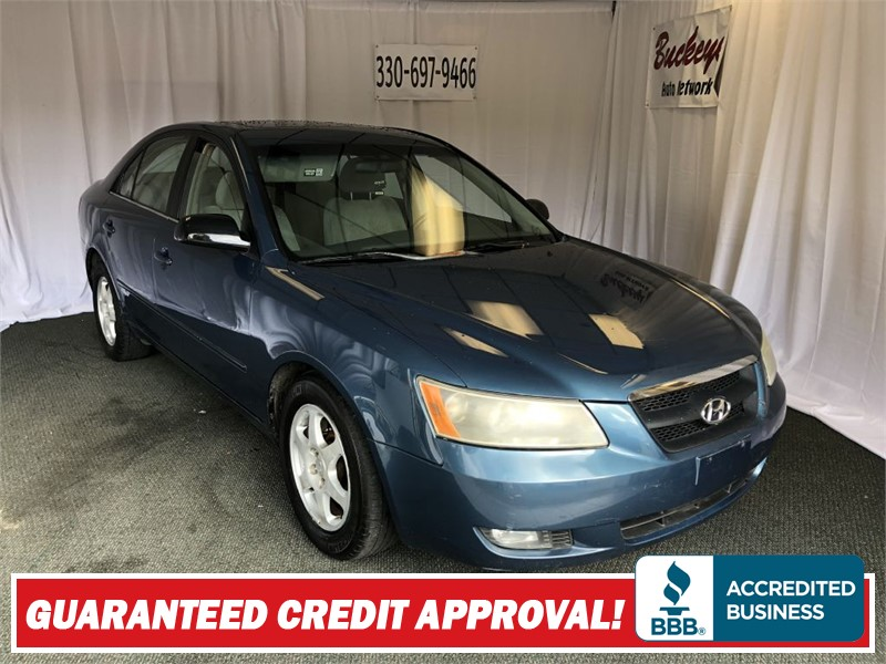 2006 HYUNDAI SONATA GLS for sale by dealer