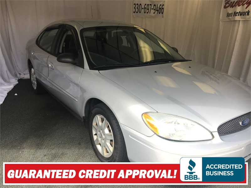 2007 FORD TAURUS SE for sale by dealer
