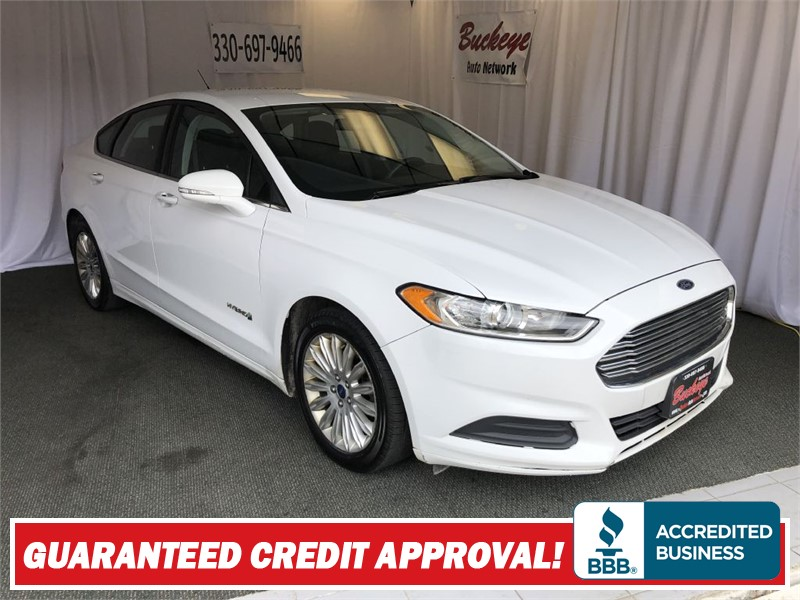 2013 FORD FUSION SE HYBRID Akron OH