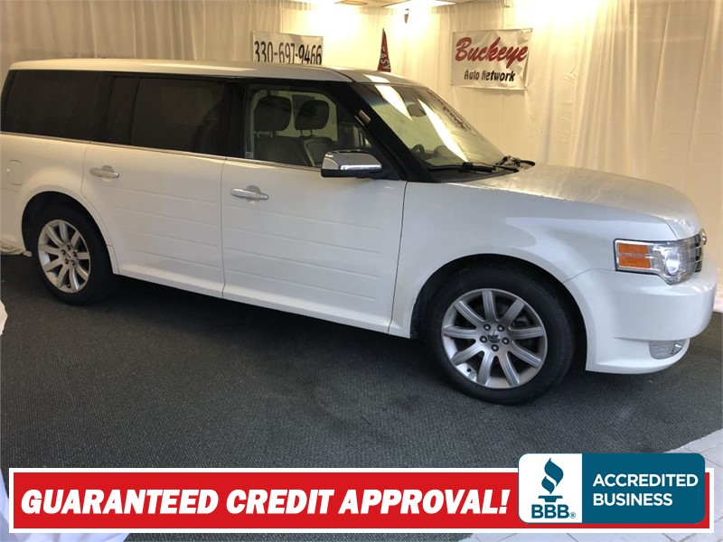 2009 FORD FLEX LIMITED Akron OH