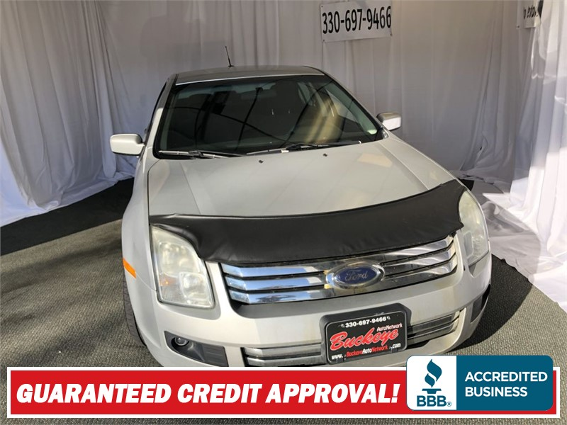 2009 FORD FUSION SE for sale by dealer