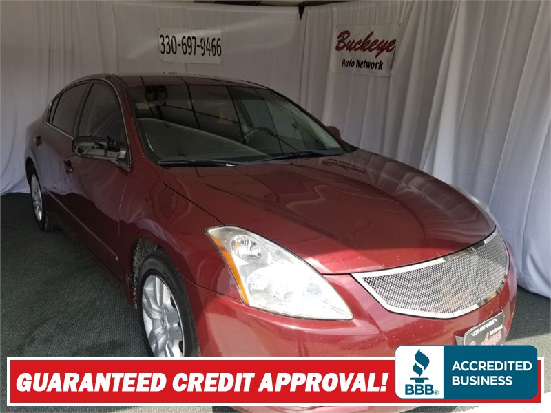 2010 NISSAN ALTIMA BASE for sale by dealer