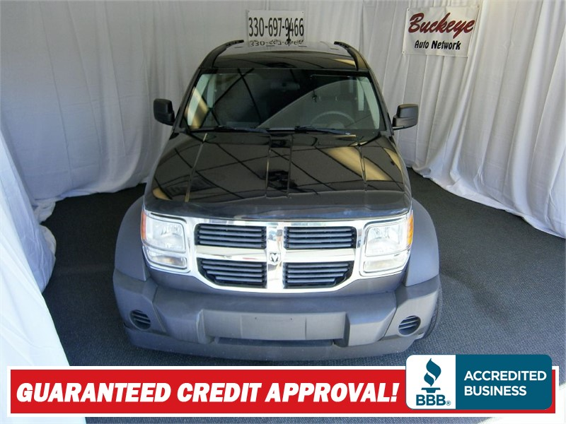 2008 DODGE NITRO SXT for sale by dealer