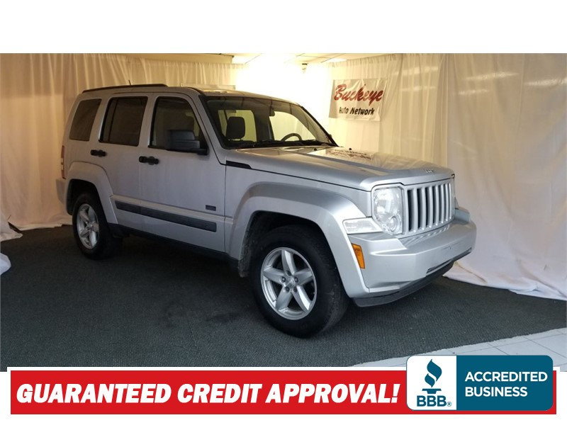 2009 JEEP LIBERTY SPORT for sale by dealer