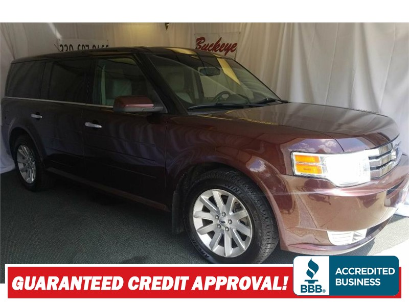 2010 FORD FLEX SEL for sale by dealer