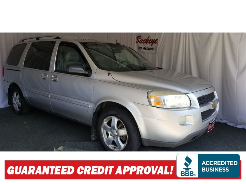 2007 CHEVROLET UPLANDER LT for sale by dealer