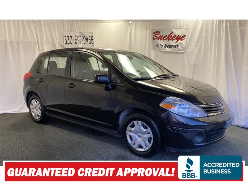 2011 NISSAN VERSA S for sale by dealer