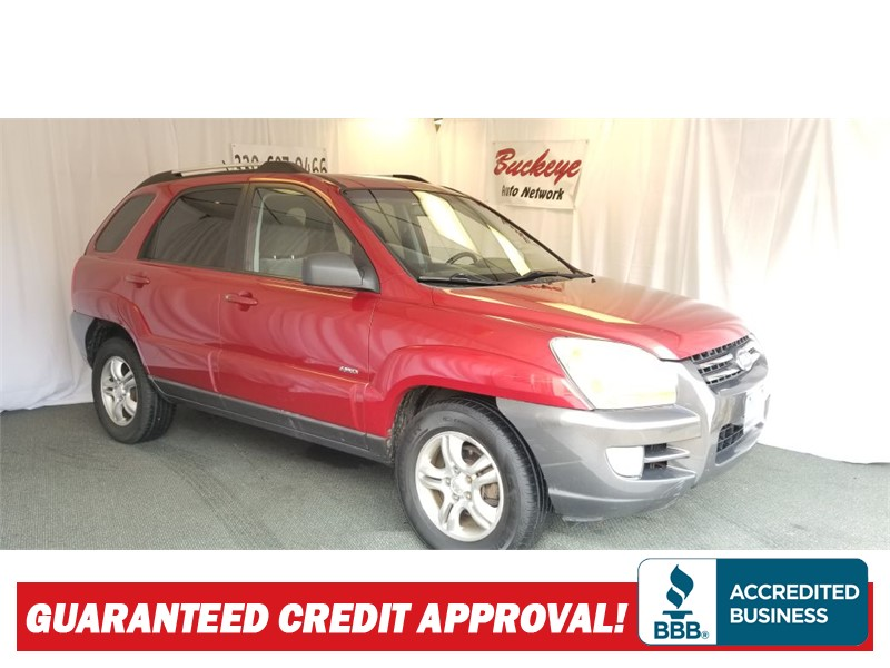2006 KIA NEW SPORTAGE for sale by dealer
