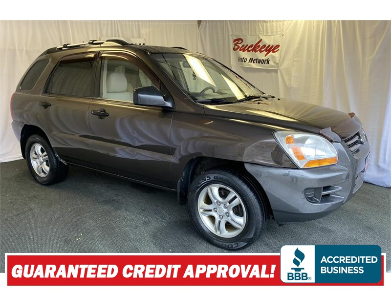 2007 KIA SPORTAGE EX for sale by dealer