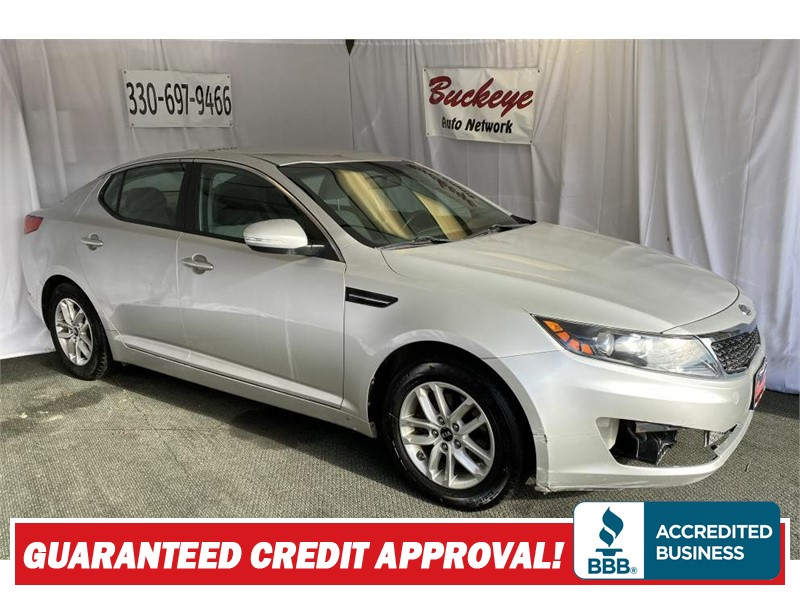 2011 KIA OPTIMA LX for sale by dealer