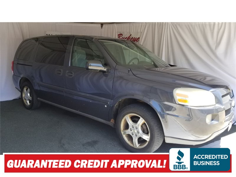 2008 CHEVROLET UPLANDER LS for sale by dealer