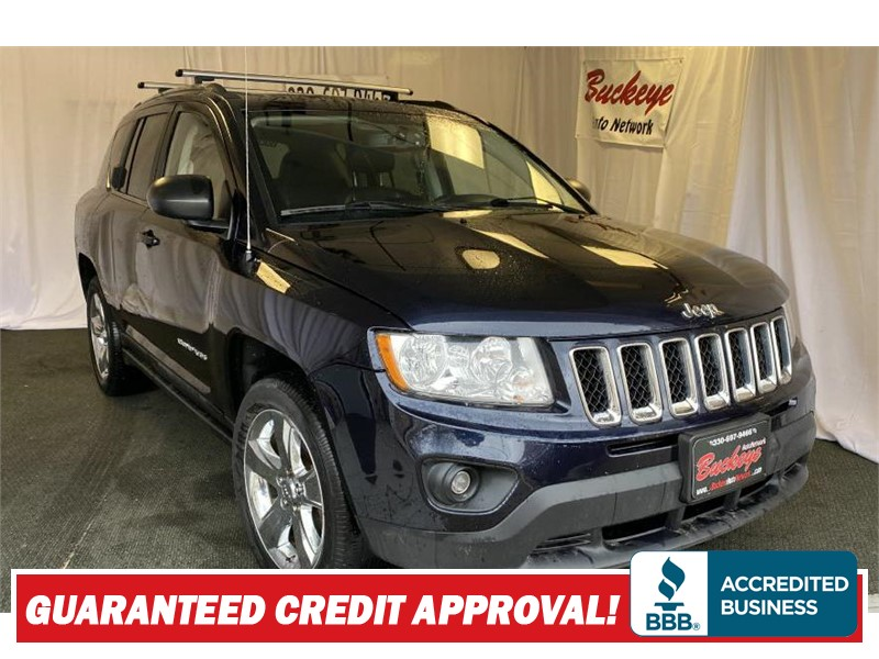 2011 JEEP COMPASS LIMITED for sale by dealer