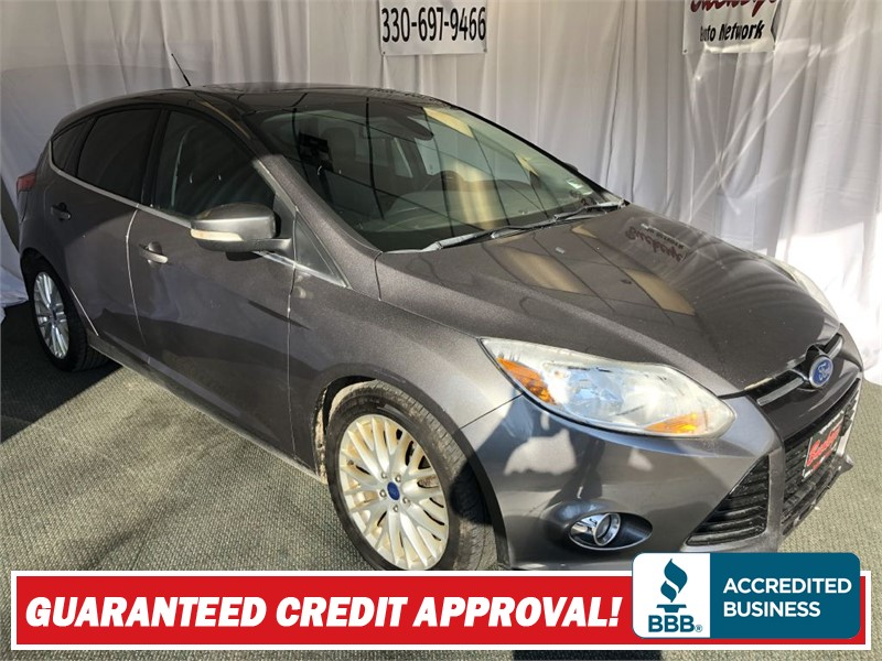 2012 FORD FOCUS SEL for sale by dealer