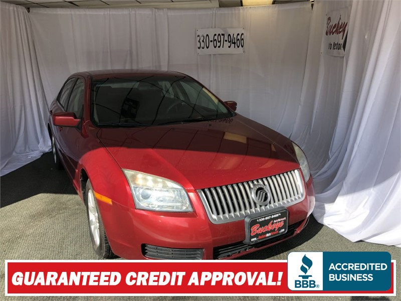 2007 MERCURY MILAN for sale by dealer