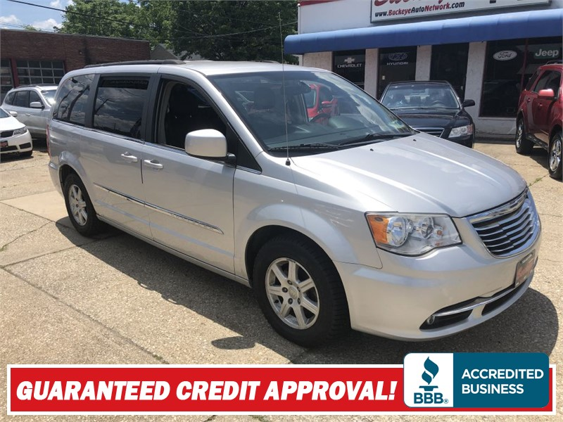 2012 CHRYSLER TOWN & COUNTRY TOURING for sale by dealer