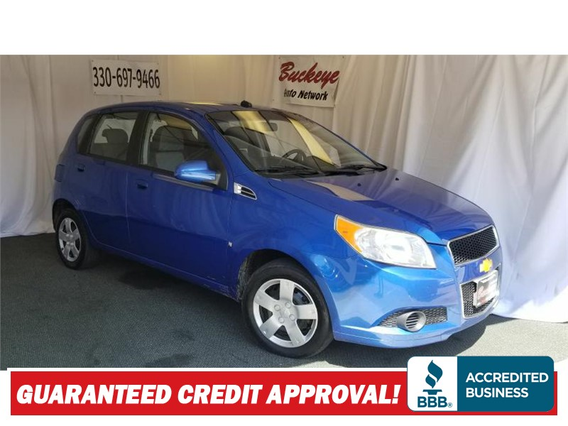 2009 CHEVROLET AVEO LS for sale by dealer