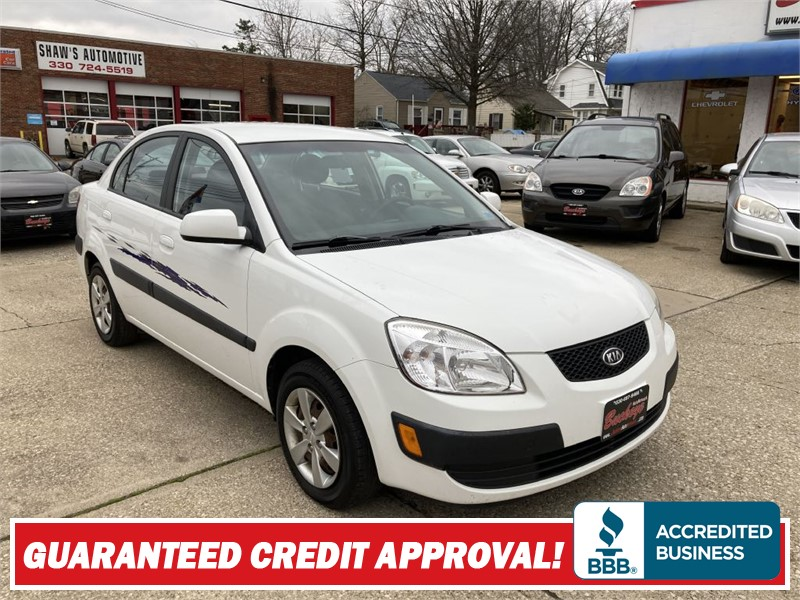 2008 KIA RIO BASE for sale by dealer