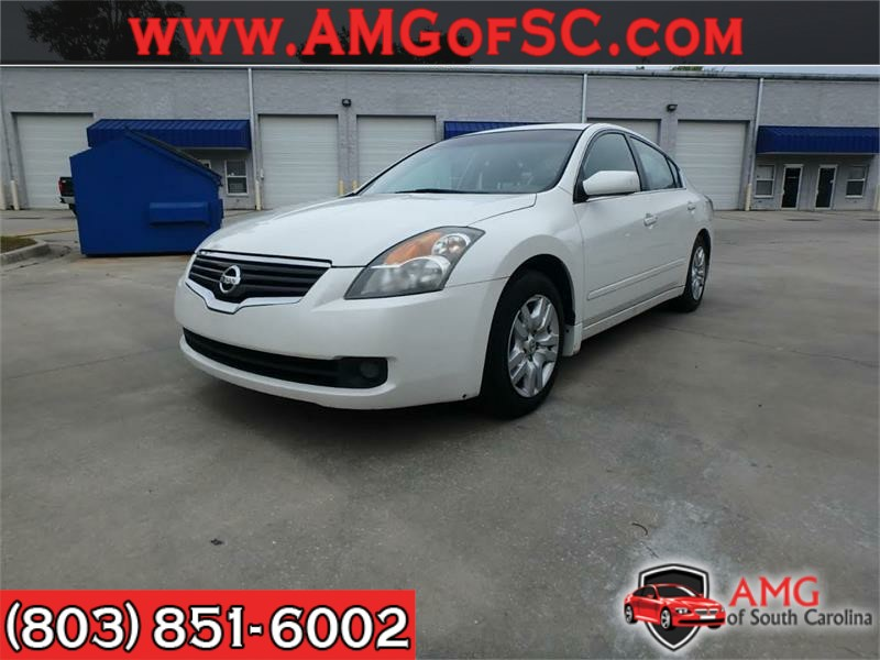 2009 NISSAN ALTIMA 2.5/2.5 S for sale by dealer