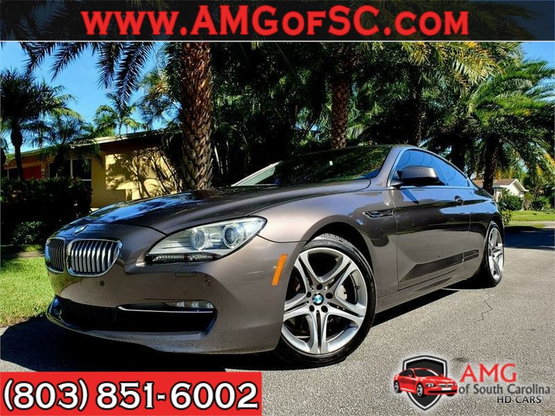 2012 BMW 650I for sale by dealer