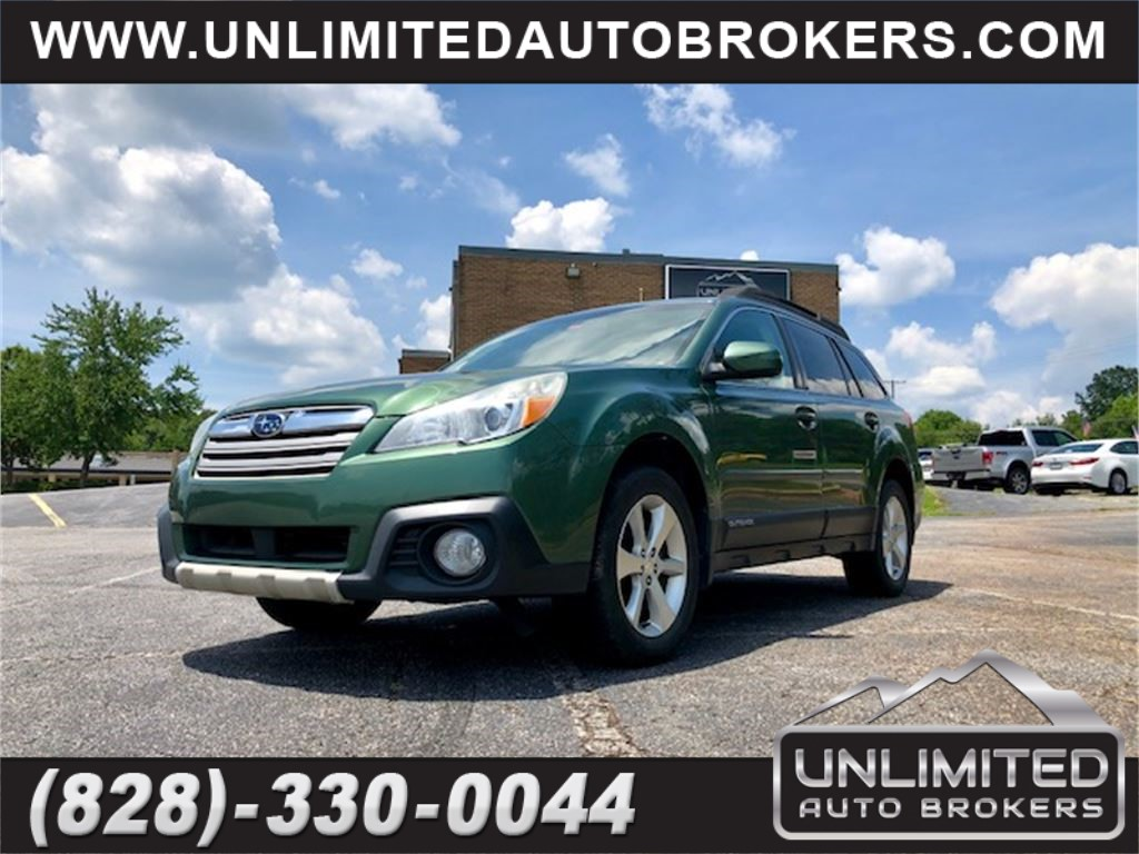 2013 SUBARU OUTBACK 2.5I LIMITED for sale by dealer