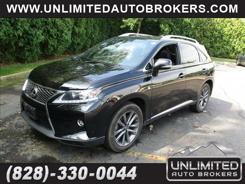 2015 LEXUS RX 350 for sale by dealer