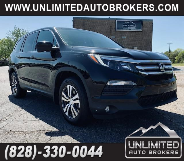 2018 HONDA PILOT EXL for sale by dealer