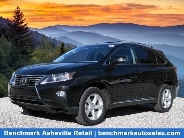 A used 2015 Lexus RX 350 AWD Asheville NC
