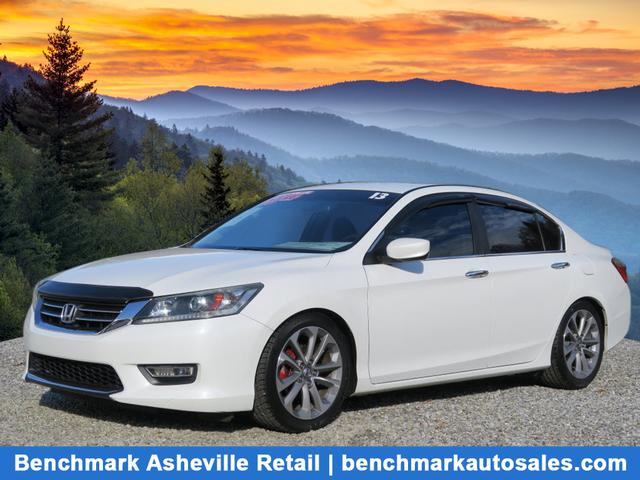 A used 2013 Honda Accord Sport Asheville NC