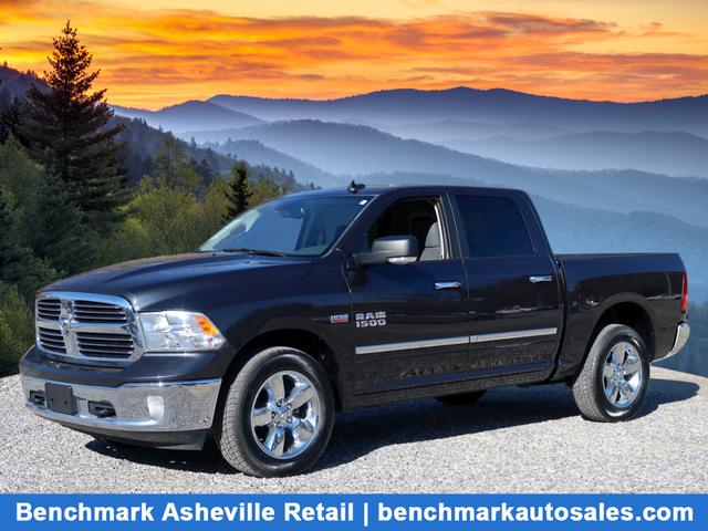 A used 2015 RAM 1500 Big Horn Asheville NC
