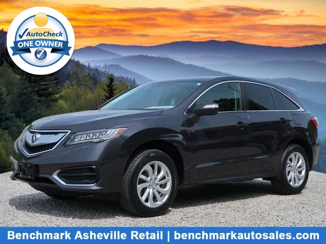 A used 2016 Acura RDX w/Tech Asheville NC