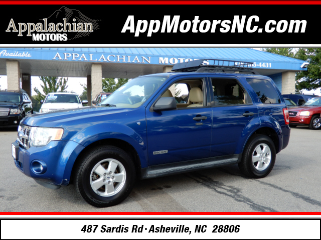 A used 2008 Ford Escape XLT Asheville NC