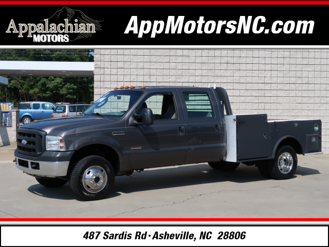 A used 2006 Ford F-350 Asheville NC