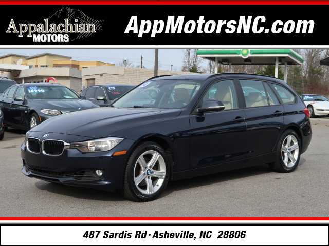 A used 2014 BMW 3 Series 328i xDrive Asheville NC