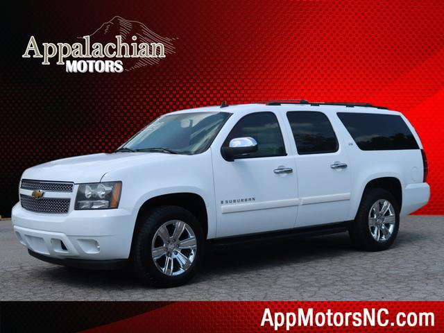2008 Chevrolet Suburban LTZ 1500 for sale by dealer