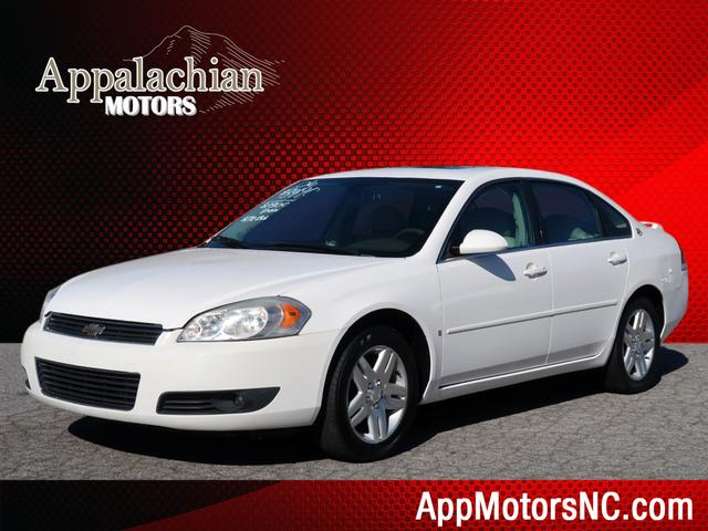 2006 Chevrolet Impala LTZ for sale by dealer