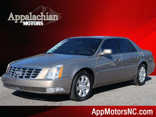 2007 Cadillac DTS Base for sale by dealer