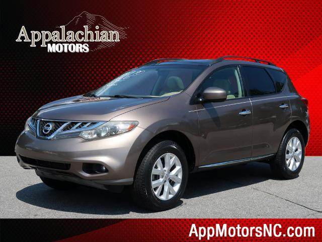 2011 Nissan Murano SV for sale by dealer